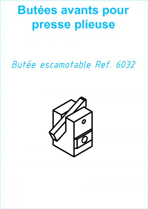 butee escamotable